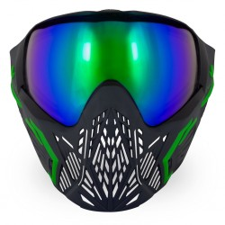 Bunkerking CMD Goggle Black Acid