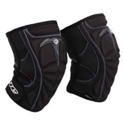 Dye Knee Pad Black